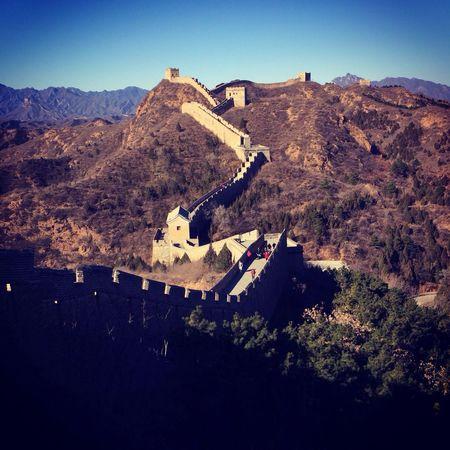 Beijing - Great Wall Traveling