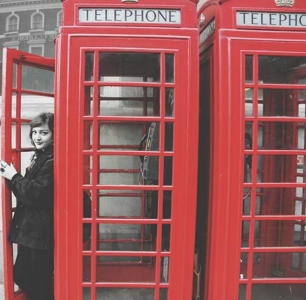London OneYearAgo Red