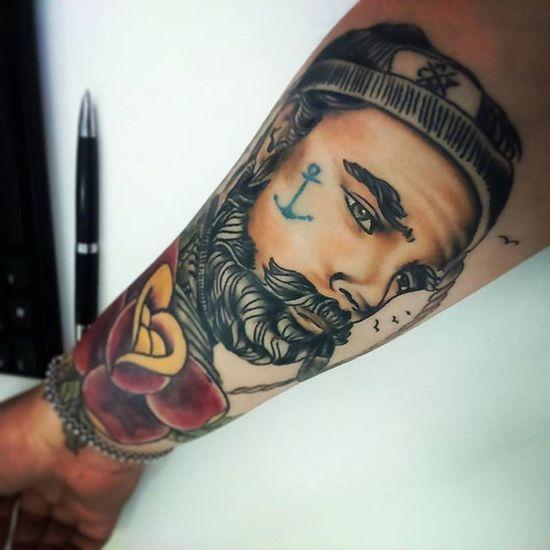 Ink Tattoo Pirata