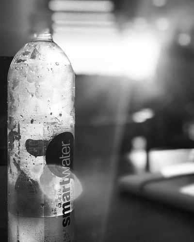 Close-up Food And Drink Refreshment Indoors  Drink Bottle Water Reflection