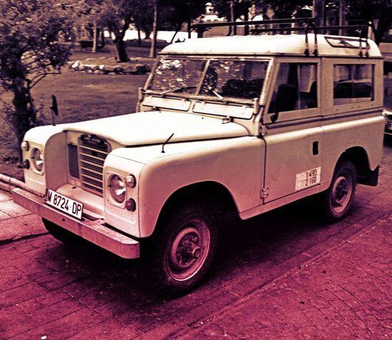 Land Rover Santana Especial Joyas Aparcadas Classic Car Vintage Cars Cars