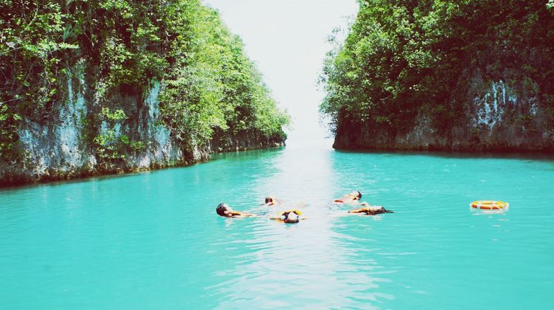 Enjoying Nature ❤❤?? It's More Fun In The Philippines!