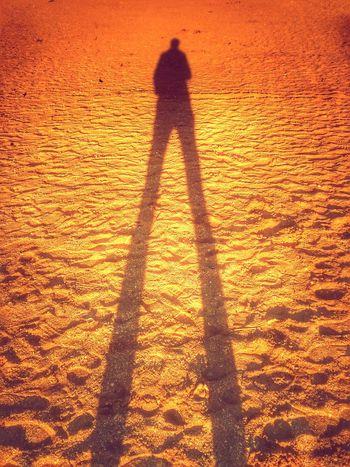 I WILL ALWAYS RUN FASTER THAN YOU. Beach SlenderMan