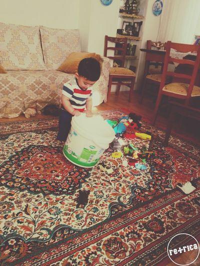 Son oyuncaklari çikarma cabasi:)