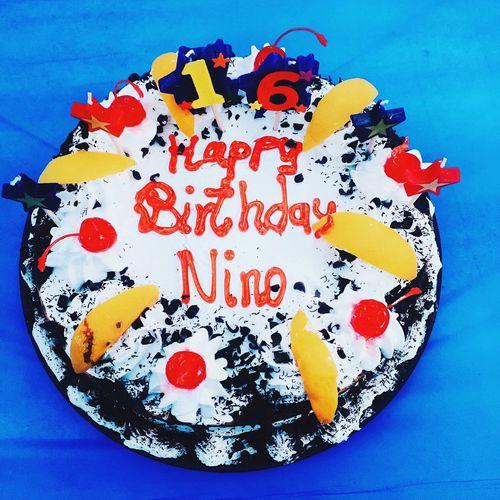 Fun birthday cake for my brother Chocoflan  Colorful Caketime