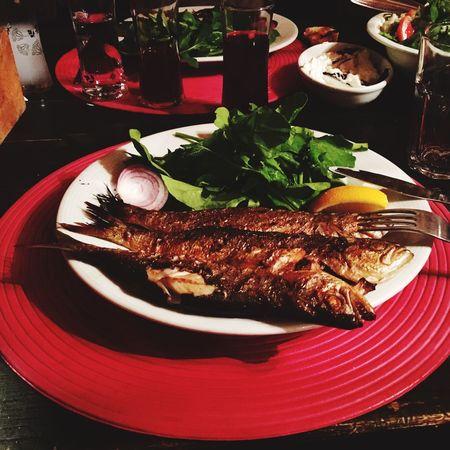 Food Meal Food And Drink Serving Size Plate Ready-to-eat Grilled Turkey Türkiye Istanbul Rakı Rakı-Balık Sarıkanat Fish Salgam