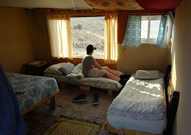 Bedouin Desert Family Home Sleepover! Traveling Boy Hostel Modest Night Tent