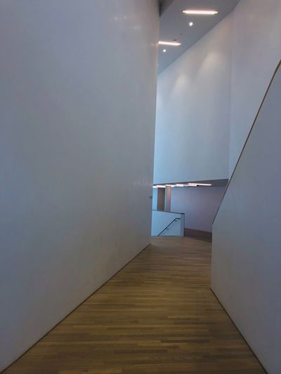 Inside Elbphilharmonie Architecture Built Structure Building Indoors  Direction Illuminated The Architect - 2019 EyeEm Awards The Way Forward Staircase Wall - Building Feature No People Corridor Arcade Diminishing Perspective Steps And Staircases Ceiling Footpath Empty Flooring