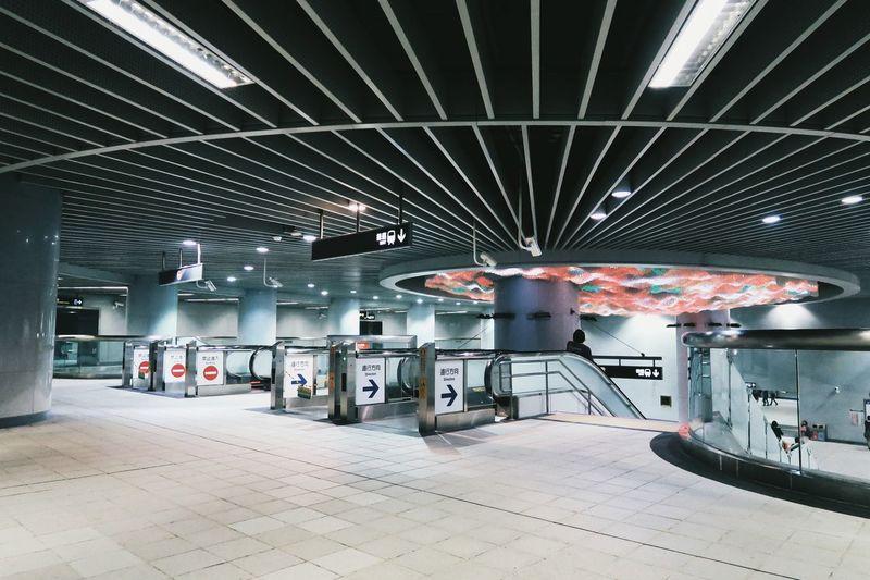 Taiwan Taipei City Mrt Mrtstation Taipei MRT Underground Tube Subway VSCO Vscocam