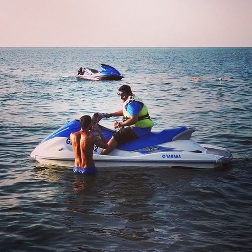 Time for some action.. Jetskiing ! ;)