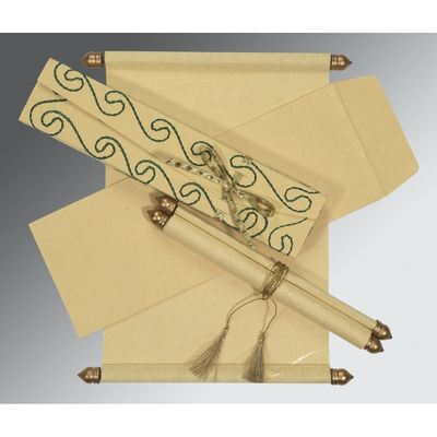 Modern Wedding Scroll Invitations | SC-5002F | 123WeddingCards 123WeddingCards Modern Wedding Scroll Invitations Scroll Cards Scroll Wedding Cards Scroll Wedding Invitation Cards Scroll Wedding Invitations