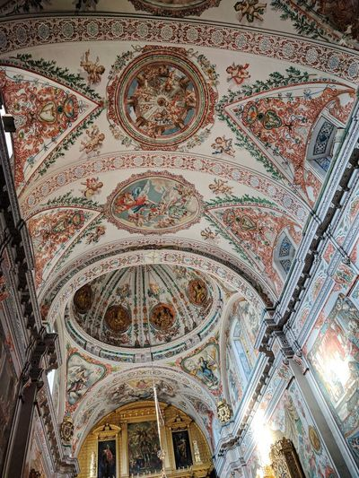 Travel Destinations Tourism History Low Angle View Architecture No People Built Structure Indoors  Dome Day Close-up