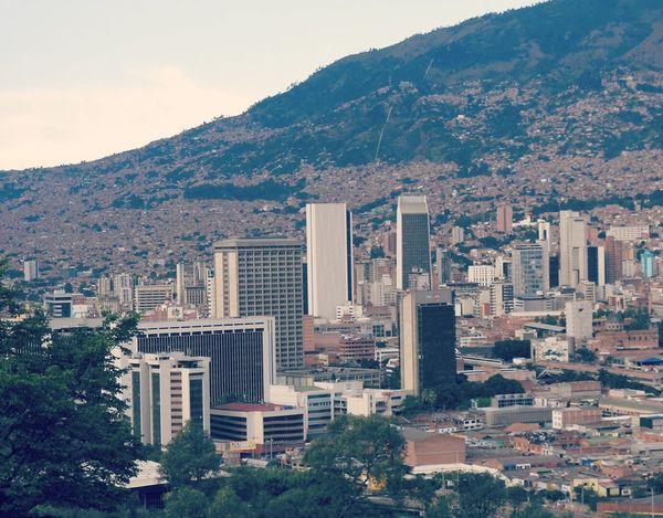 Host city Medellín Nikonp610 Nikon P610 Architecture Cityscape Mountain