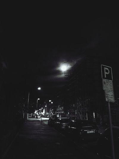Illuminated Night Sky No People Indoors  Blackandwhite Moonlight First Eyeem Photo