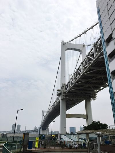 The Architect - 2016 EyeEm Awards Running Tokyo Rainbow Bridge