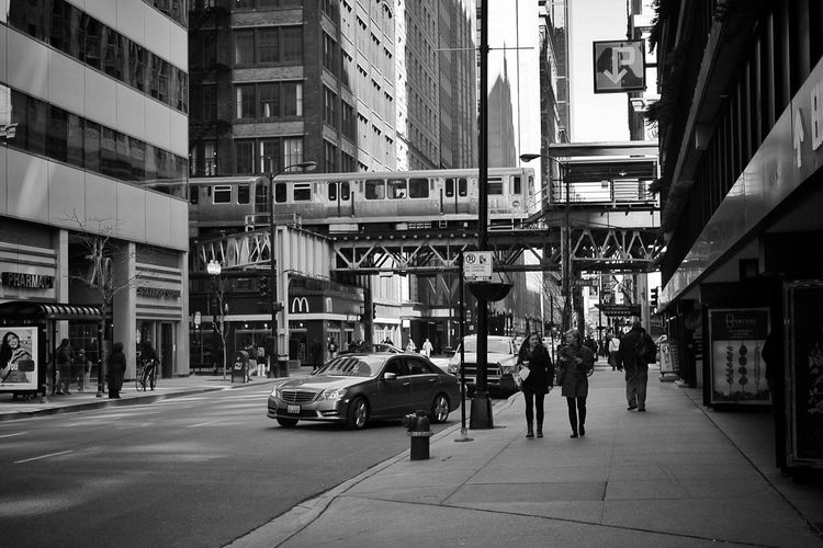 Chicago Subway Chicago Streetphotography People Cityscapes Bkackandwhite