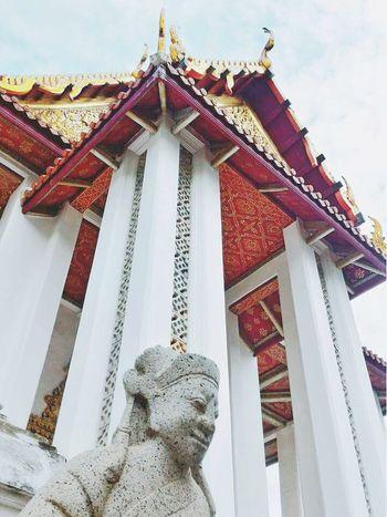Architecture Religion Built Structure Buddhist Temple Buddhist Statue Buddhist Temple In Thailand Monastery Buddhist Symbolic