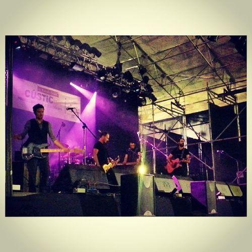 Gossos al Festivalacustica Acustica2013