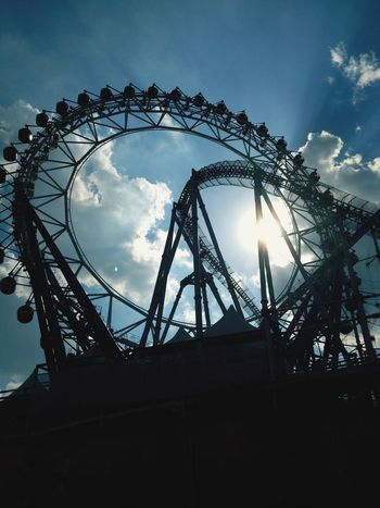 🌇 Roller Coaster 日本 Japan 東京ドーム