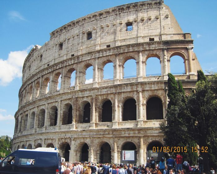 Italy🇮🇹 The Colosseum, Rome My Best Travel Photo
