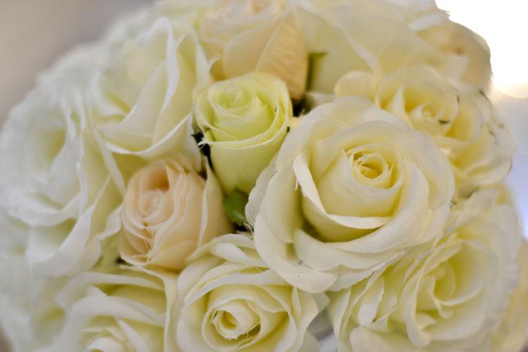 Rose Bouquet Roses Wedding Bouquet White Rose Bouquet White Roses Color Palette