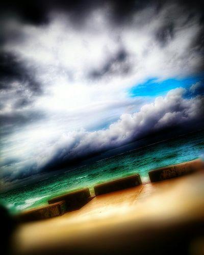 TheHeavenTouchingTheSea Lookup242 Abstract Photography Beachphotography Photographer MyEdit