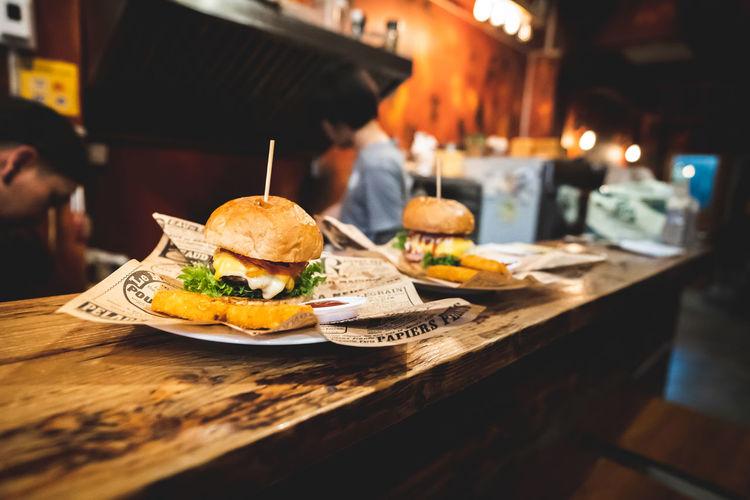 Hamburger Yummy