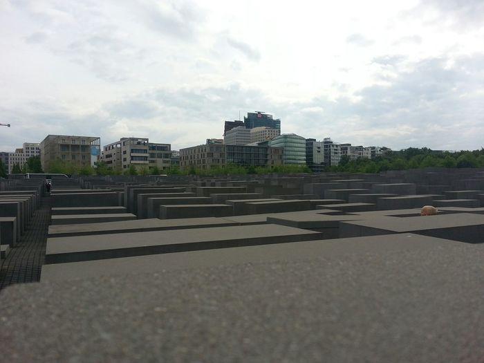 Berlin Holocaust Memorial Stadt Mitte