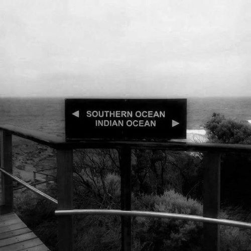 In the middle of..Australia Cityofaugusta Ocean