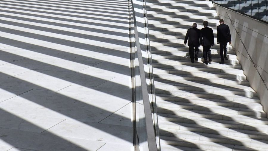 Stairway at Rua
