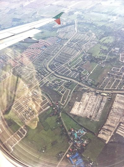 From An Airplane Window Upfromthesky