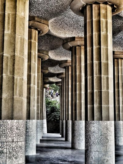 Unesco heritage Architectural Column Architecture Built Structure History Pillar Urban Skyline Tourism Lifestyles The Architect - 2017 EyeEm Awards Travel Destinations Architecture Vacations City Travel