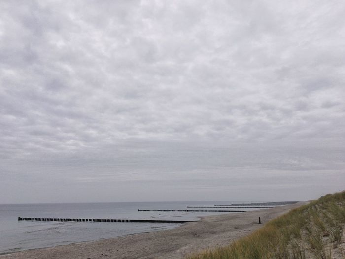 Gray Baltic Sea