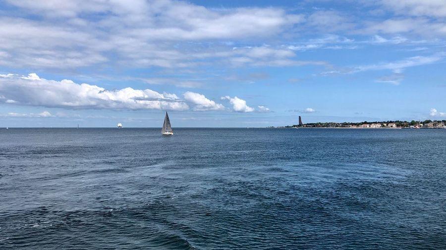 Laboe Sailing