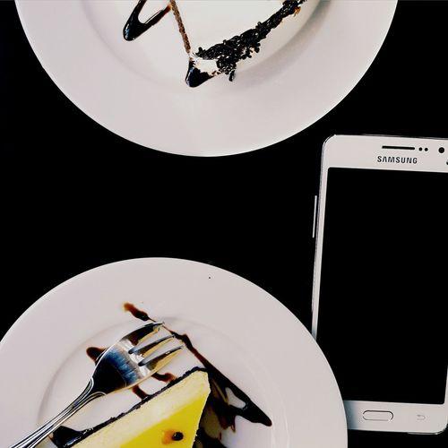 Coffee and cake. First Eyeem Photo