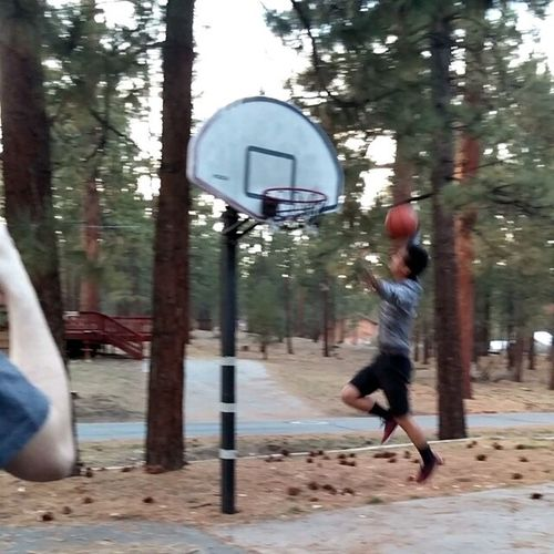 I dunked it, I just didn't get it on video ? #seriously #though #retreat #basketball #soclose #asianproblems Basketball Retreat Seriously Though Soclose Asianproblems