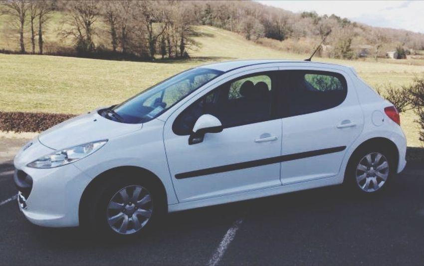 Peugeot 207 Voiture Permit La Liberté