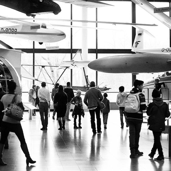 Small Airplanes at the Aeronautics and Aviation exhibition at the DeutchesMuseum museum. Taken by MY SonyAlpha Dslr A57 . münchen Munich bayarn Bavaria Germany Deutschland. متحف قسم طيران طائرات ملاحة ميونخ المانيا بافاريا