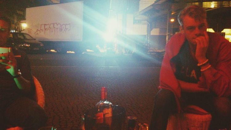 Berlin Smirnoff♥ RedBull Drunkingermany