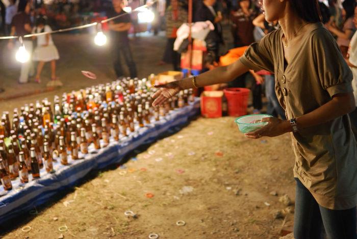 Playing Games Gamer Bangkok Thailand