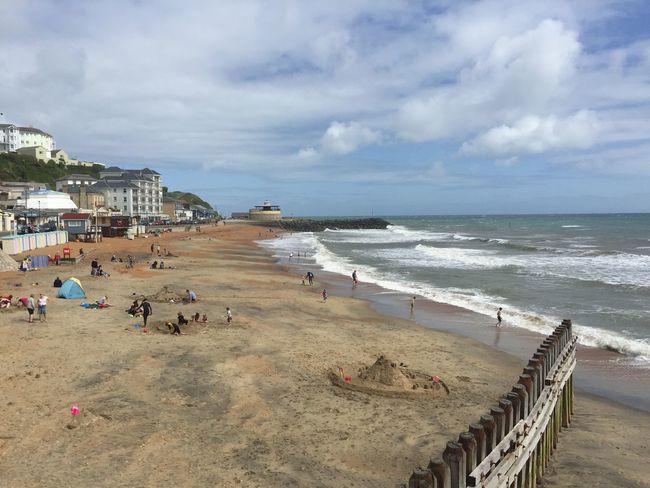 Beach Coastline Seaside Seaside_collection Ventnor Ventnor Isle Of Wight Surfing Sea Isle Of Wight
