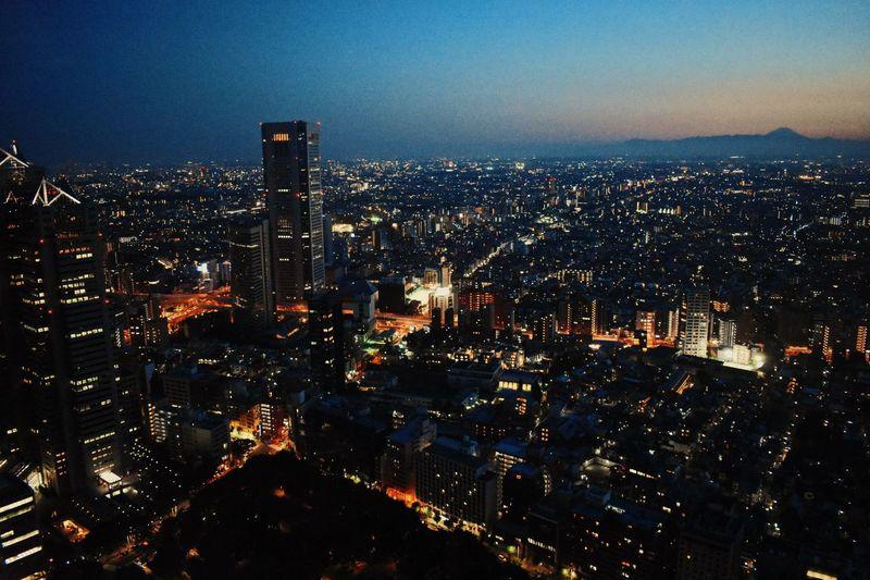 Tokyo City,