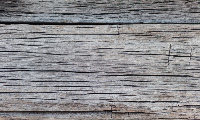 Backgrounds Textured  Pattern Wood - Material Wood Grain No People Old Plank Rough Close-up Wood Weathered Brown Day Outdoors Flooring High Angle View Copy Space Natural Pattern Dirty Textured Effect Surface