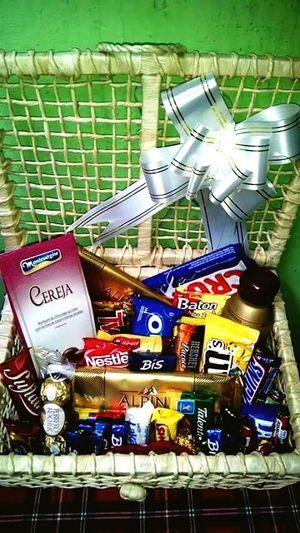 Aceitando desde já.. ☺ Páscoa🐇 Cesta Chocolate♡