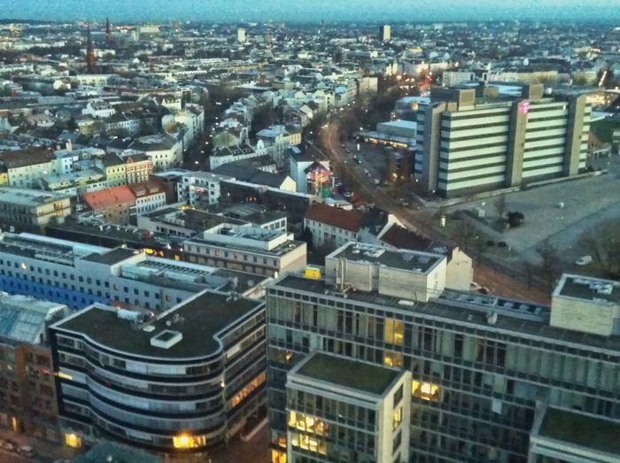Hamburg City View  Buildings Cityscapes Urban From Above  City Morning Cityscape Jopesfotos - Urban