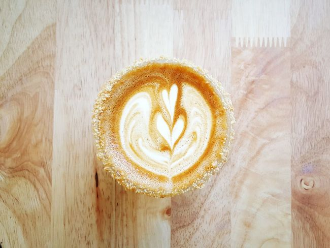 Cup of coffee Coffee Freshness Caffein Delicous Hotcoffee Sweet Drink