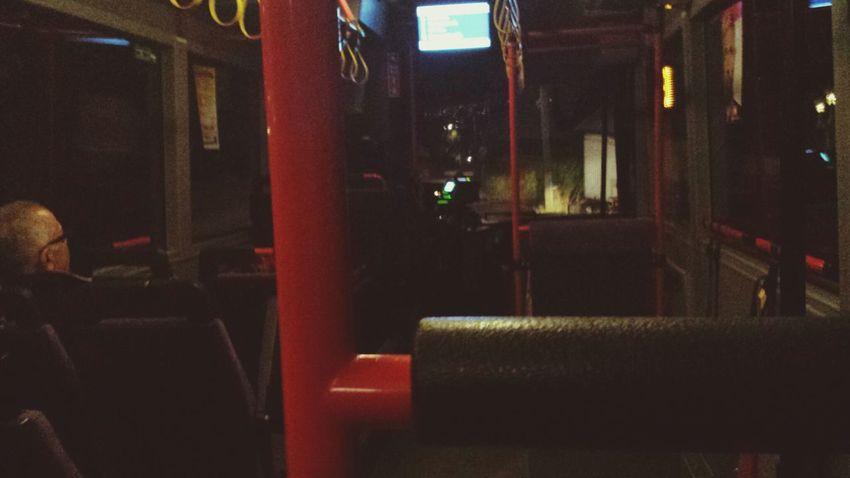 bussing to gulskogen nattåpent Buss Dark
