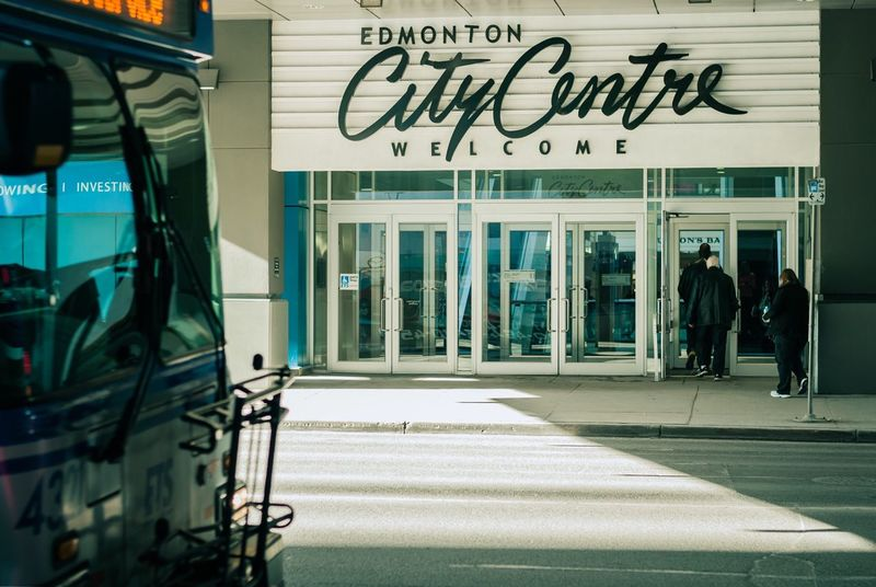 Edmonton City Centre YEGStreetAK Streephotography Street