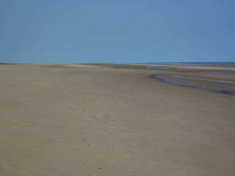 Barron Beach Blue Sky Coastline Coastline Englishcoastline Mablethorpebeach Outdoors Remote Sand Sea Seaside Shore