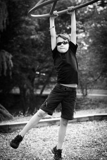 Hangin' Around... Shootermag Blackandwhite Portrait Street Photography